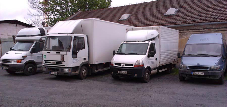 Levné stěhování a odvoz nejen pro Brno - foto 1