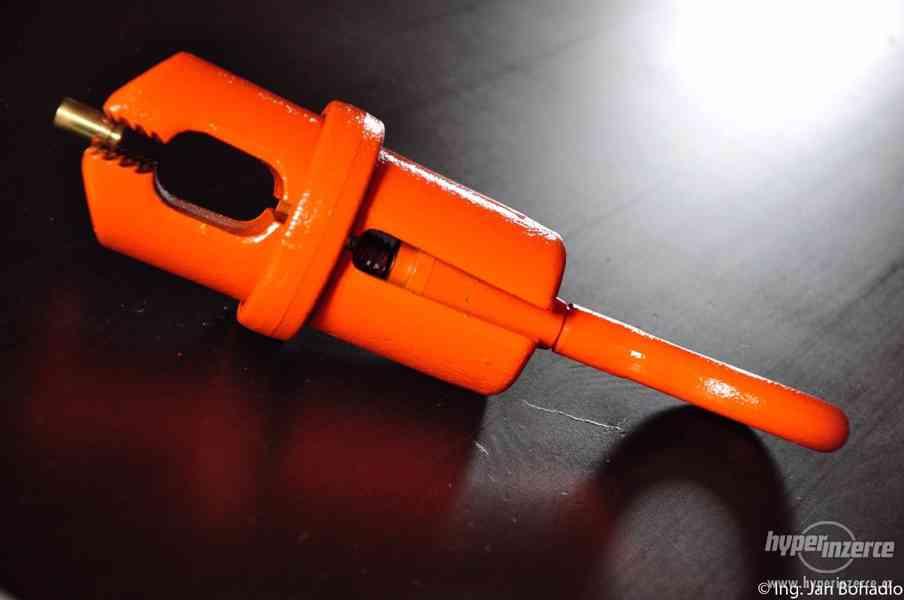 Karosářská (autoklempířská) tahací svěrka samosvorná BTS 5 - foto 2
