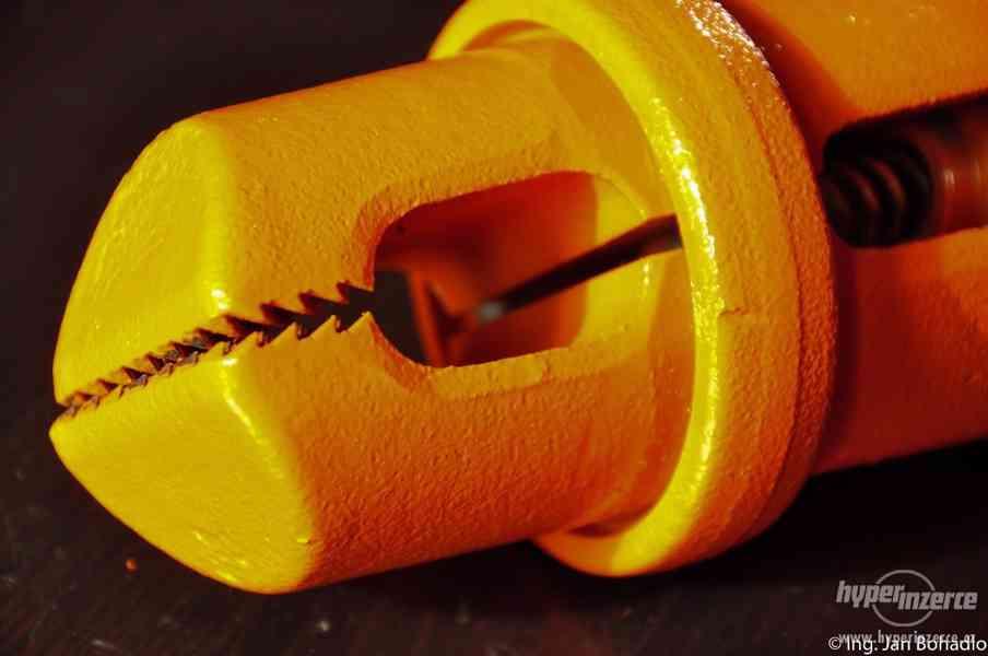 Karosářská (autoklempířská) tahací svěrka samosvorná BTS 5 - foto 6