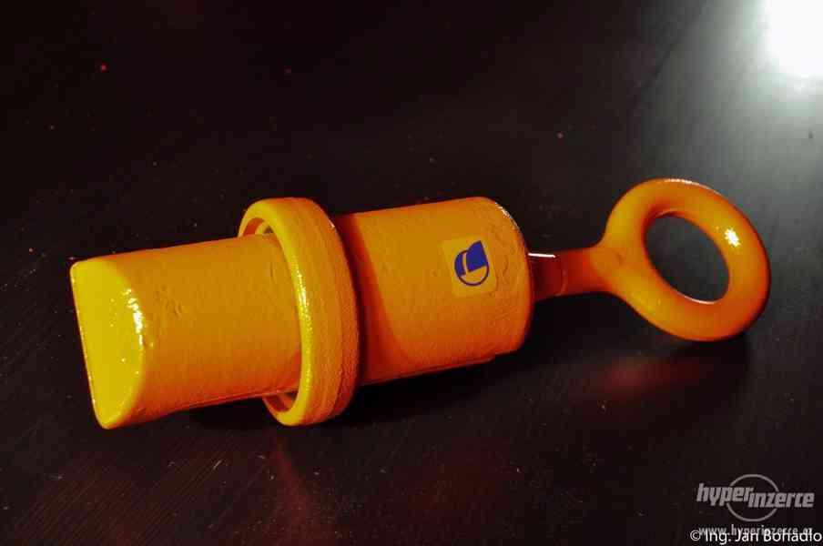 Karosářská (autoklempířská) tahací svěrka samosvorná BTS 5 - foto 7
