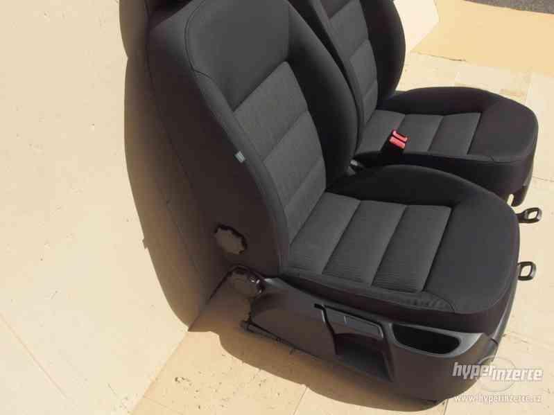 Sada sedaček Škoda Octavia II s airbagy a výhřevem - foto 2