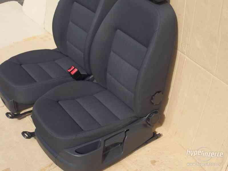 Sada sedaček Škoda Octavia II s airbagy a výhřevem - foto 3