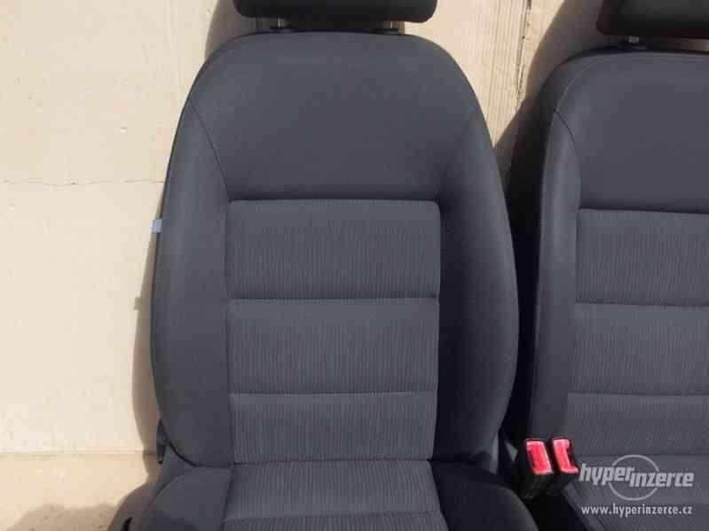 Sada sedaček Škoda Octavia II s airbagy a výhřevem - foto 4