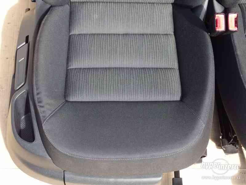 Sada sedaček Škoda Octavia II s airbagy a výhřevem - foto 5