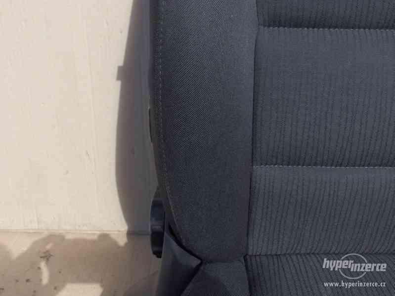 Sada sedaček Škoda Octavia II s airbagy a výhřevem - foto 8