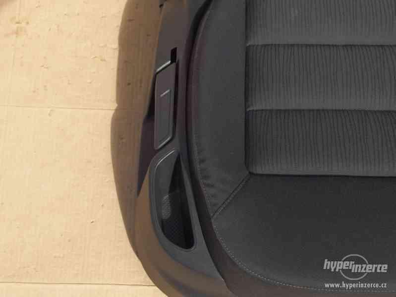 Sada sedaček Škoda Octavia II s airbagy a výhřevem - foto 9
