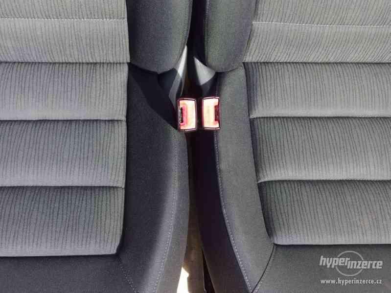 Sada sedaček Škoda Octavia II s airbagy a výhřevem - foto 11