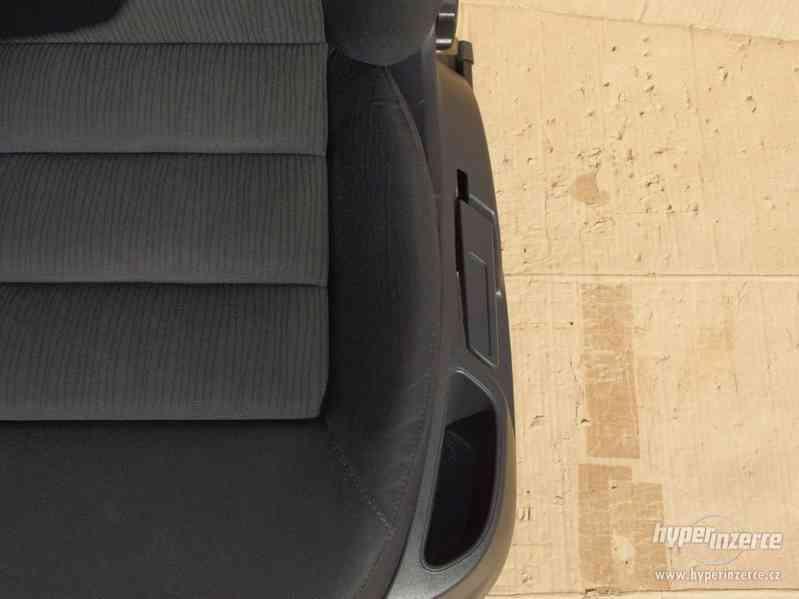 Sada sedaček Škoda Octavia II s airbagy a výhřevem - foto 13