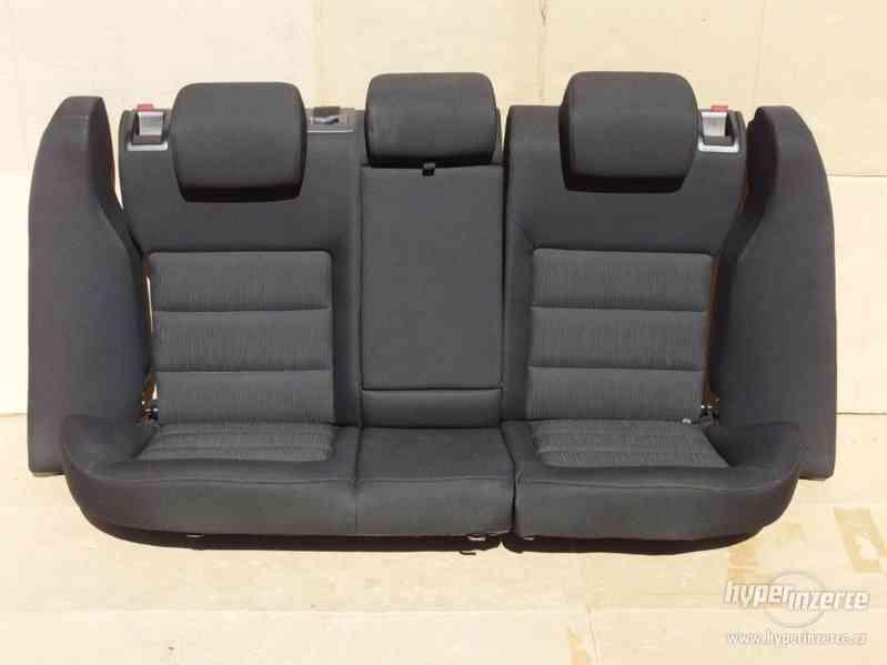 Sada sedaček Škoda Octavia II s airbagy a výhřevem - foto 17