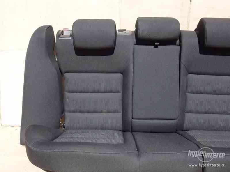 Sada sedaček Škoda Octavia II s airbagy a výhřevem - foto 18
