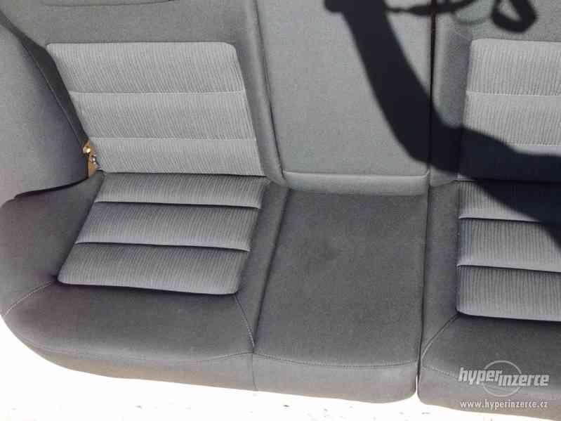 Sada sedaček Škoda Octavia II s airbagy a výhřevem - foto 19