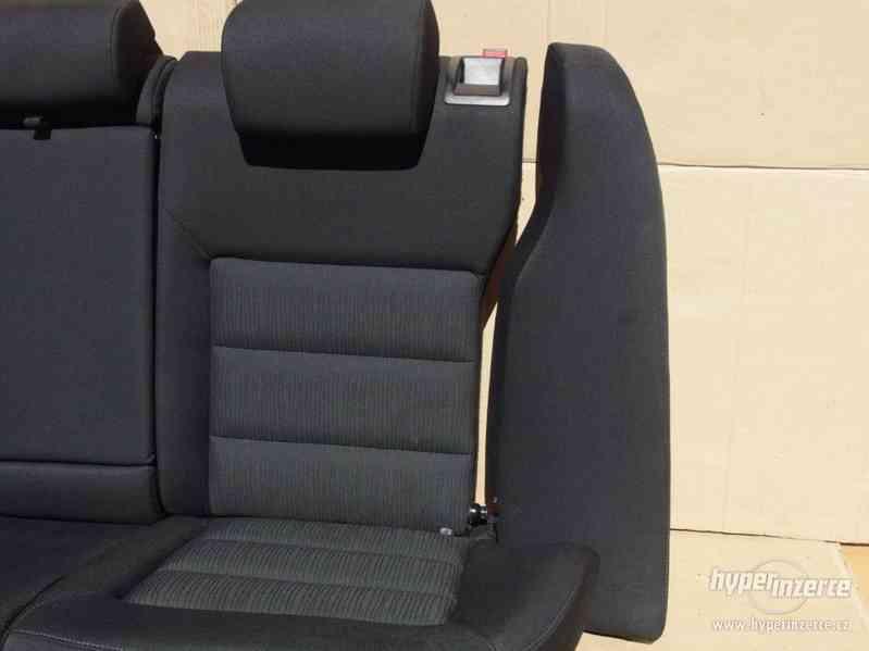 Sada sedaček Škoda Octavia II s airbagy a výhřevem - foto 20