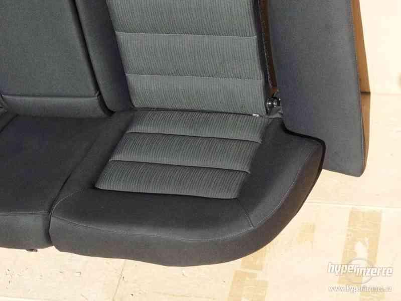 Sada sedaček Škoda Octavia II s airbagy a výhřevem - foto 21