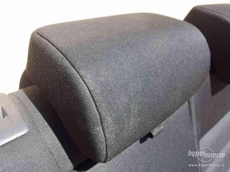 Sada sedaček Škoda Octavia II s airbagy a výhřevem - foto 23