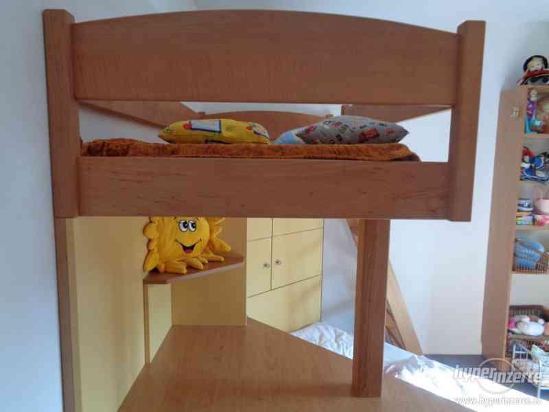 PRODÁME paladnovou sestavu pro 2 děti - foto 9