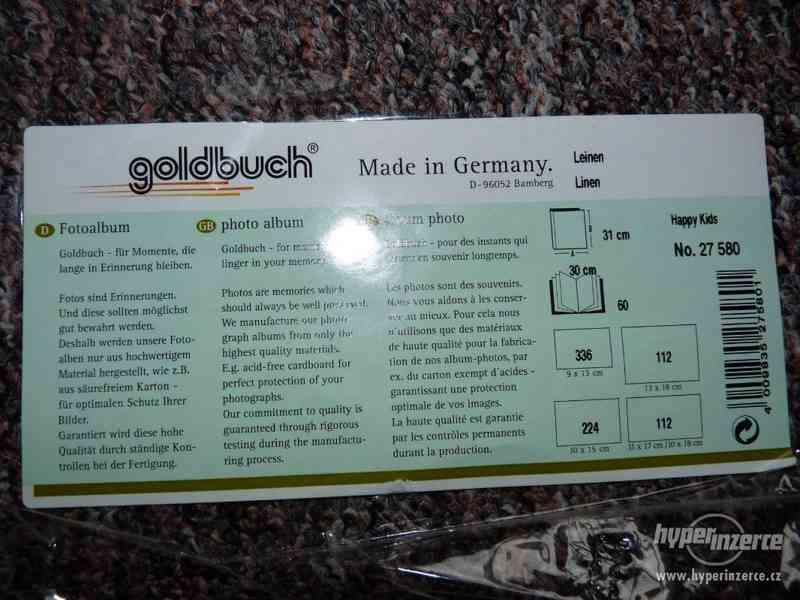 Fotoalbum Goldbuch - foto 2