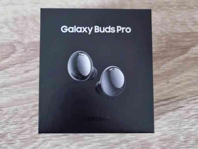 Samsung Galaxy Buds Pro SM-R190 černá NOVÉ - foto 1