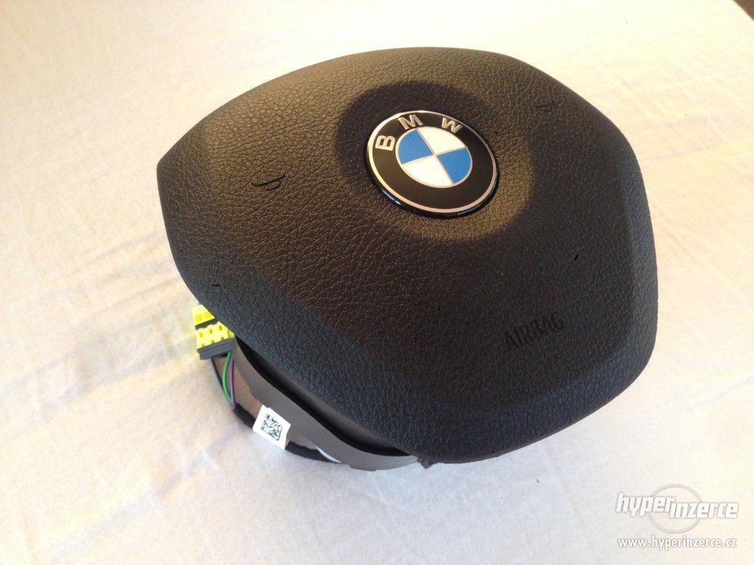 BMW airbag F30, F20 - foto 1