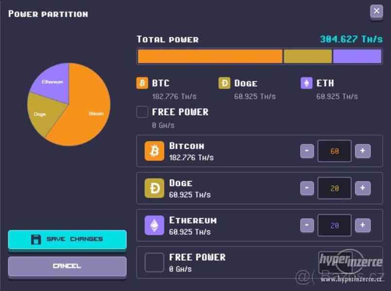 RollerCoin - zdarma kryptoměny - vydělává reálné peníze