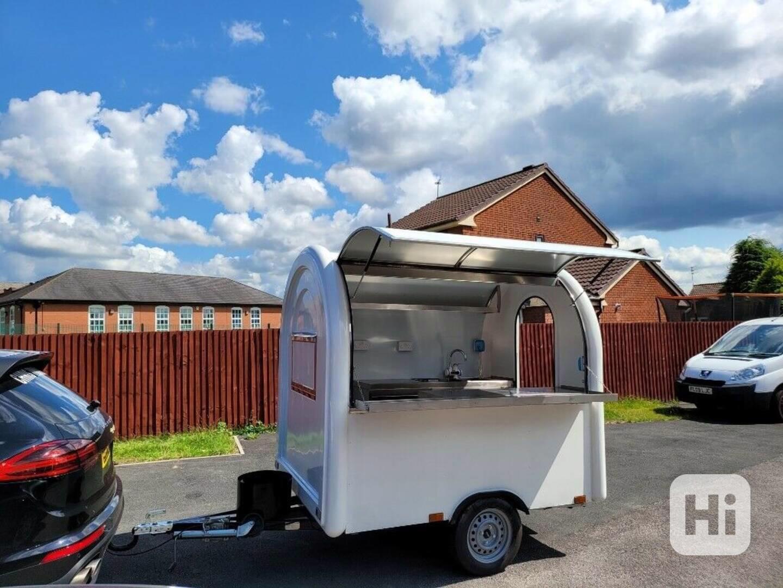 erzoda Food Trailer,Food Truck,Pojízdné občerstvení 230cm - foto 1