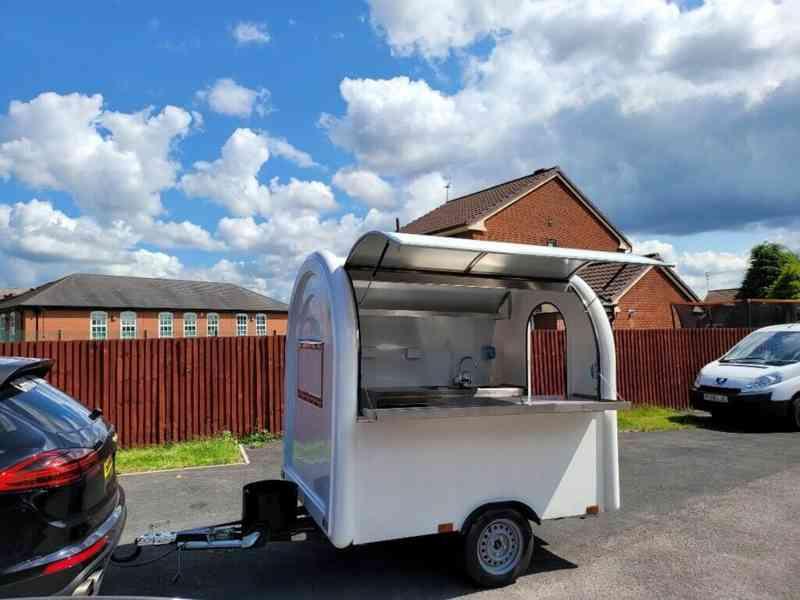 erzoda Food Trailer,Food Truck,Pojízdné občerstvení 230cm