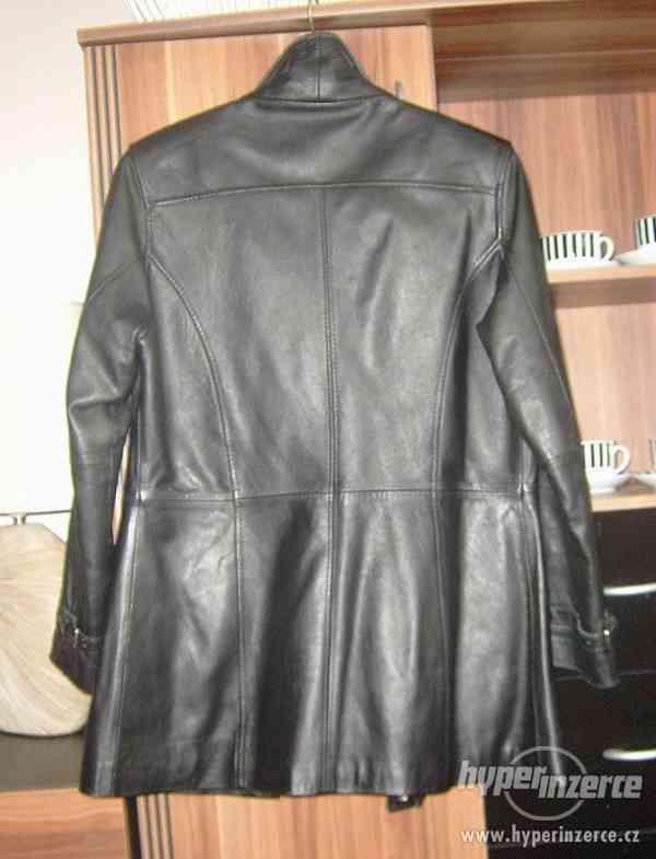 Kožený kabát Evoco vel. L - foto 2