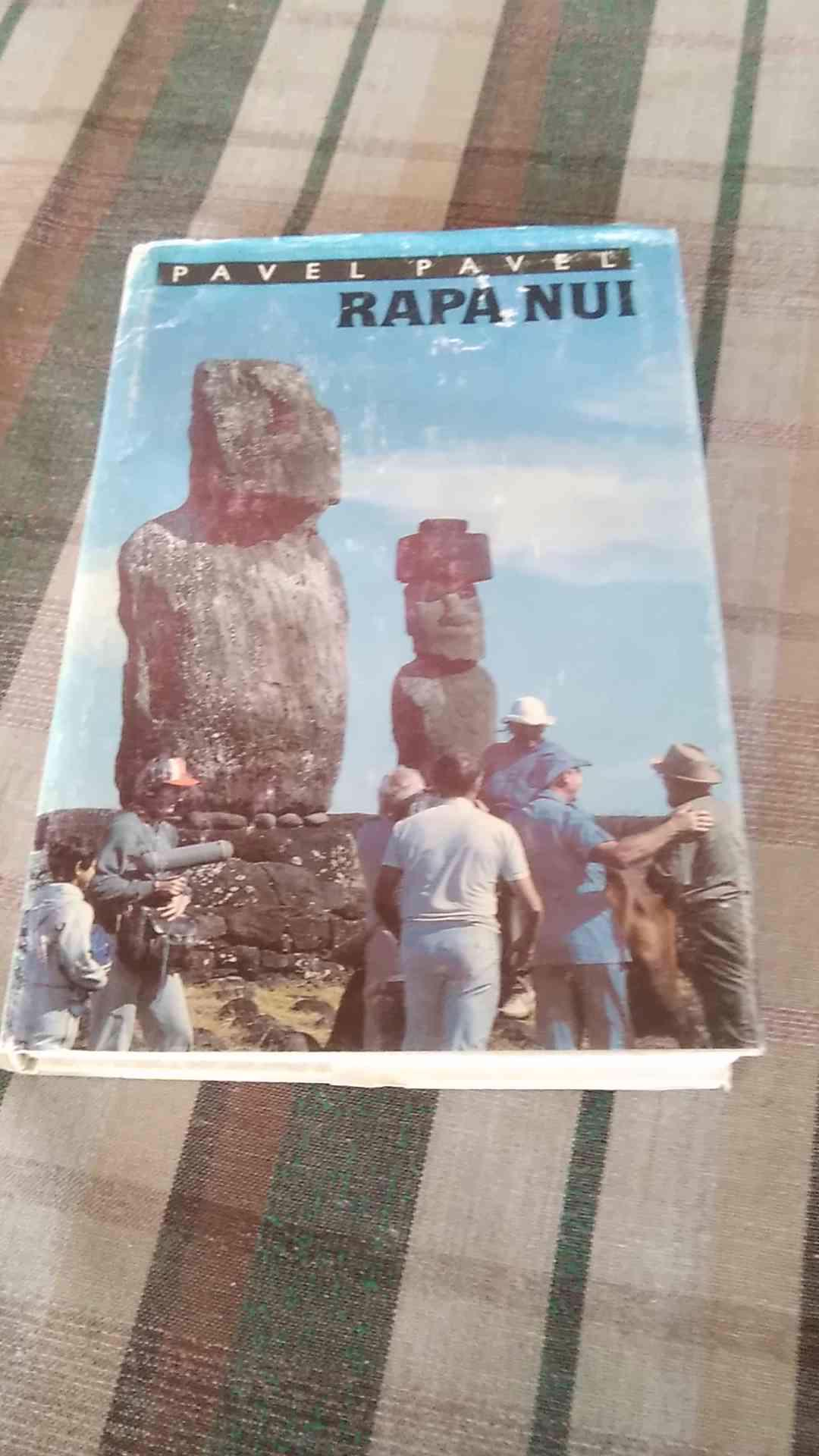 Rapa Nui - cestopis - foto 1