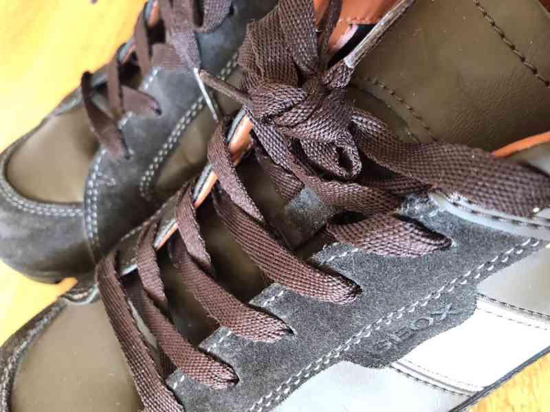 Geox obuv - pánská, vel. 42 - foto 4