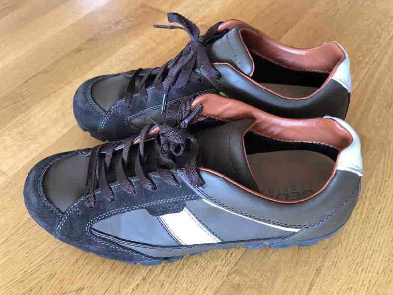 Geox obuv - pánská, vel. 42 - foto 1