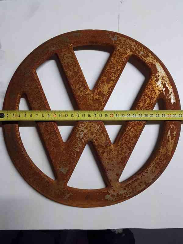Přední znak na VW T1 - foto 4