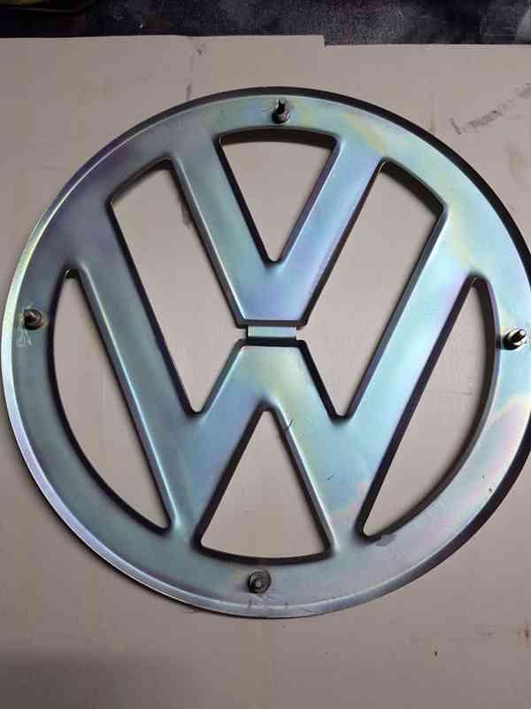 Přední znak na VW T1 - foto 2