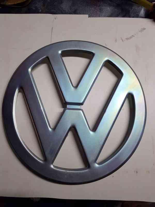 Přední znak na VW T1 - foto 1