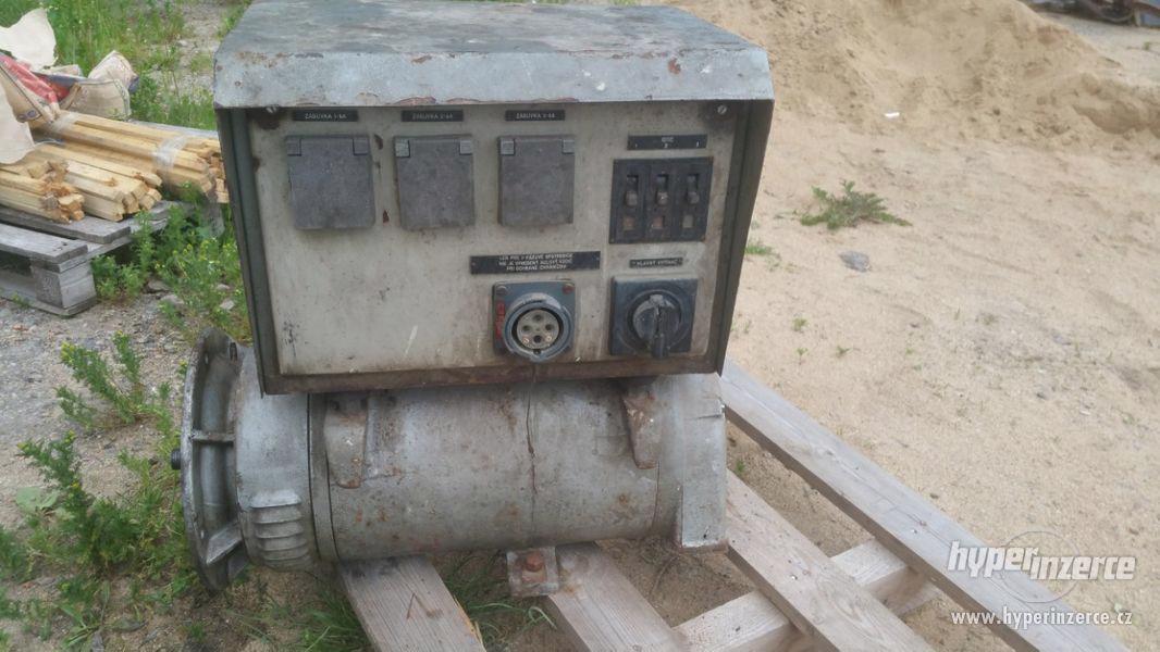 Generátor 7 kW GEN3 - foto 2