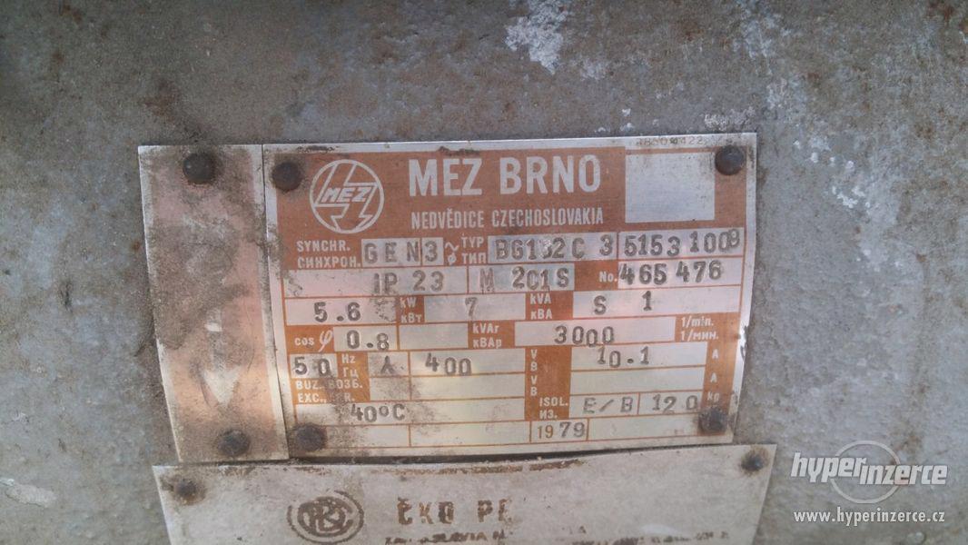 Generátor 7 kW GEN3 - foto 4