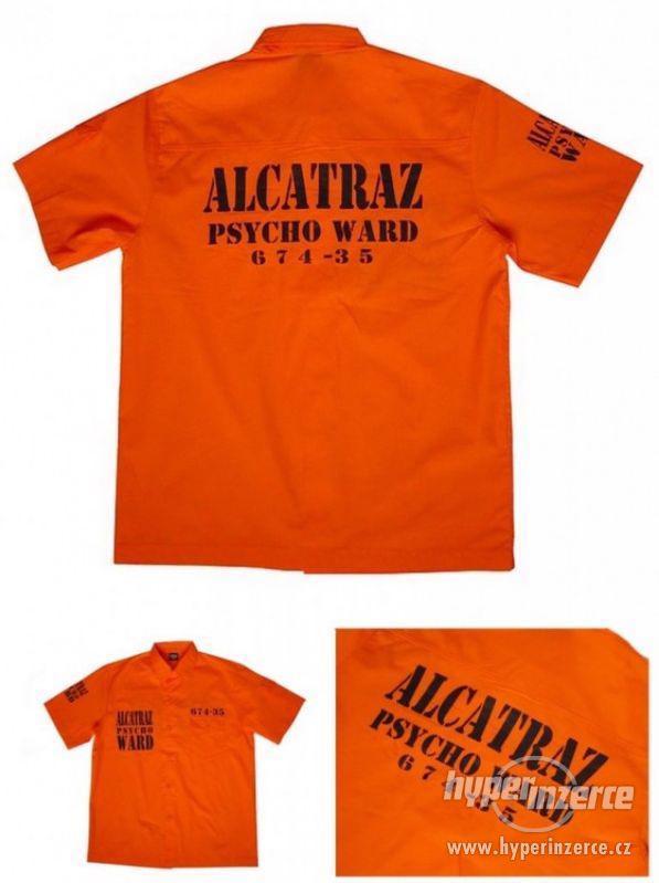 Košile Alcatraz