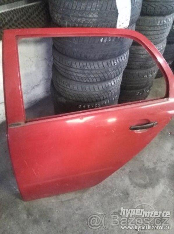 Škoda Fabie combi Levé zadní dveře 1000kč