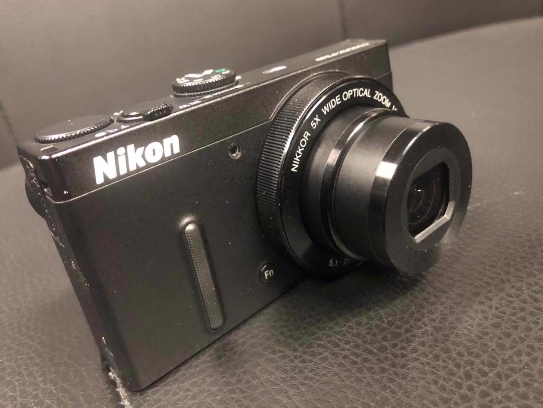 Nikon coolpix P340 Černá - V super stavu - foto 1