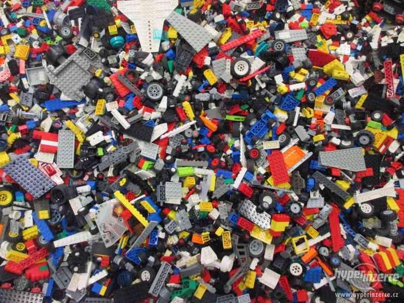 Lego Mix kostek 0,5 kg - foto 1