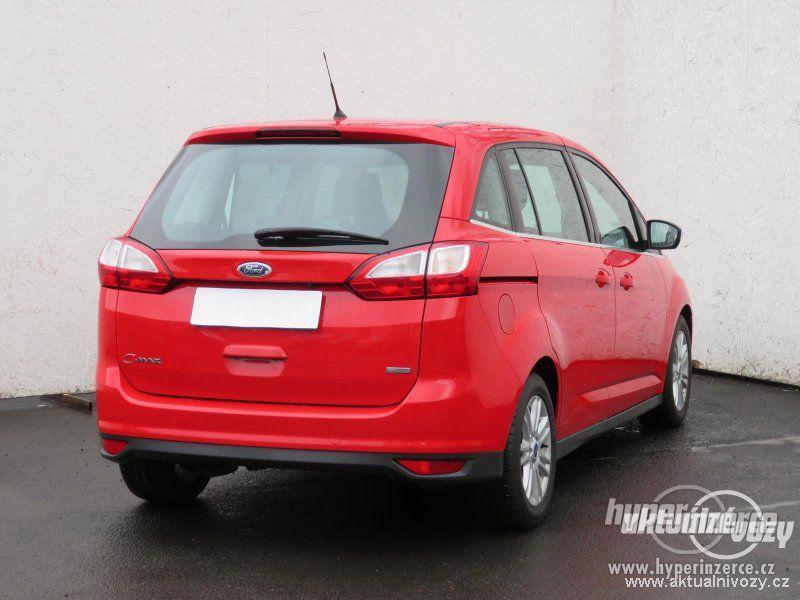Ford Grand C-Max 1.0 EcoBoost 92kW 1.0, benzín,  2013