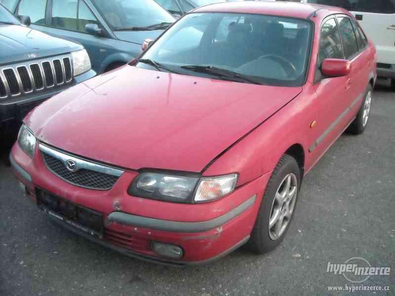 Mazda 626 1.8i R.V.1998