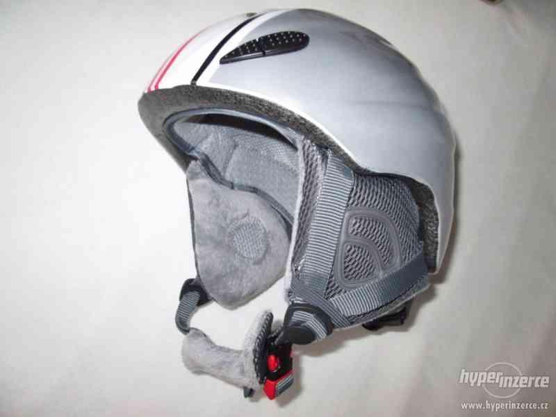 Lyžařská-snowboardová helma, MPO, vel.S (50-54cm) - foto 2