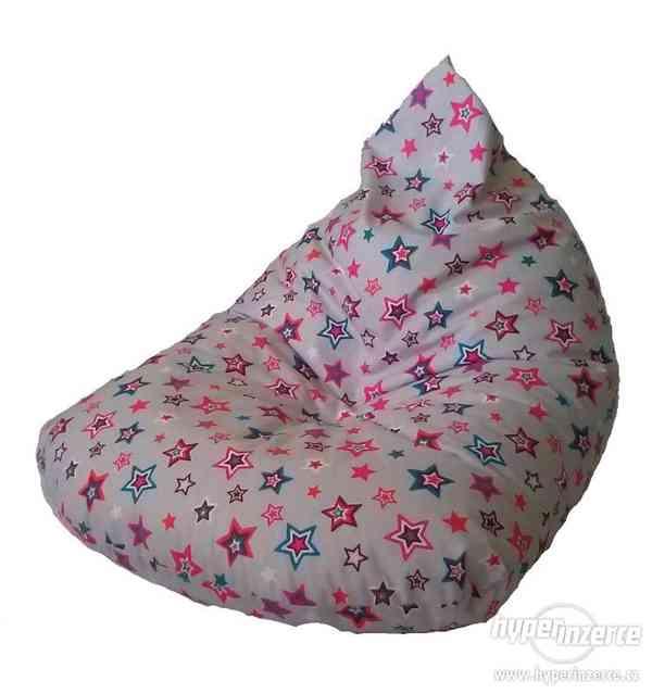 dětský sedací vak - foto 1