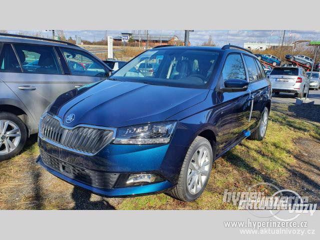 Nový vůz Škoda Fabia 1.0, benzín, RV 2020 - foto 1
