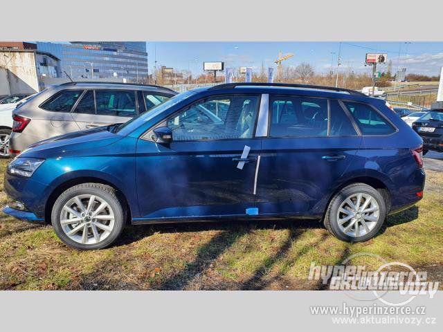 Nový vůz Škoda Fabia 1.0, benzín, RV 2020 - foto 2