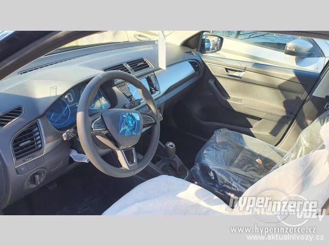 Nový vůz Škoda Fabia 1.0, benzín, RV 2020 - foto 3