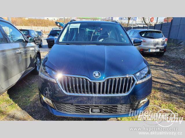 Nový vůz Škoda Fabia 1.0, benzín, RV 2020 - foto 4