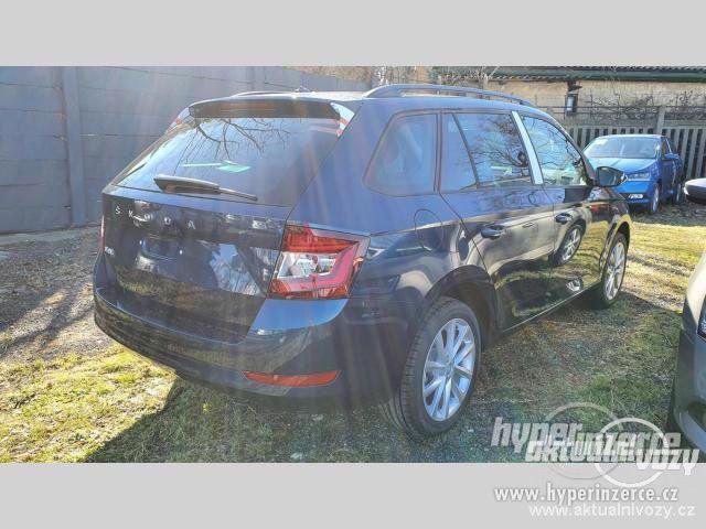Nový vůz Škoda Fabia 1.0, benzín, RV 2020 - foto 5