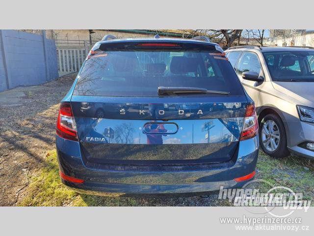 Nový vůz Škoda Fabia 1.0, benzín, RV 2020 - foto 6