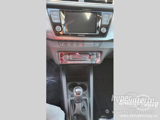 Nový vůz Škoda Fabia 1.0, benzín, RV 2020 - foto 7