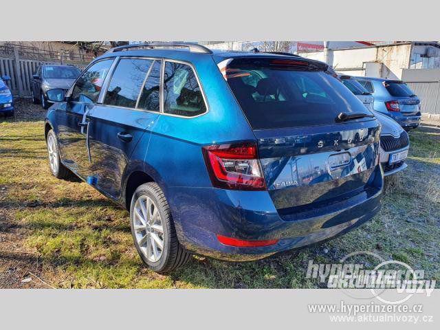 Nový vůz Škoda Fabia 1.0, benzín, RV 2020 - foto 8